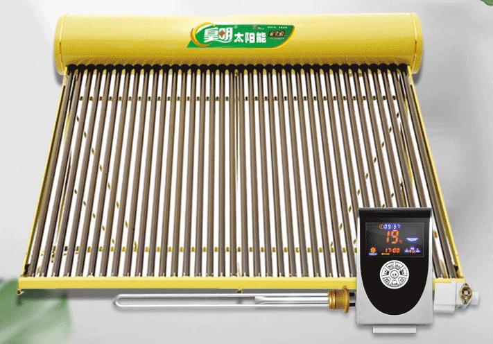 皇明别墅双金大容量太阳能热水器